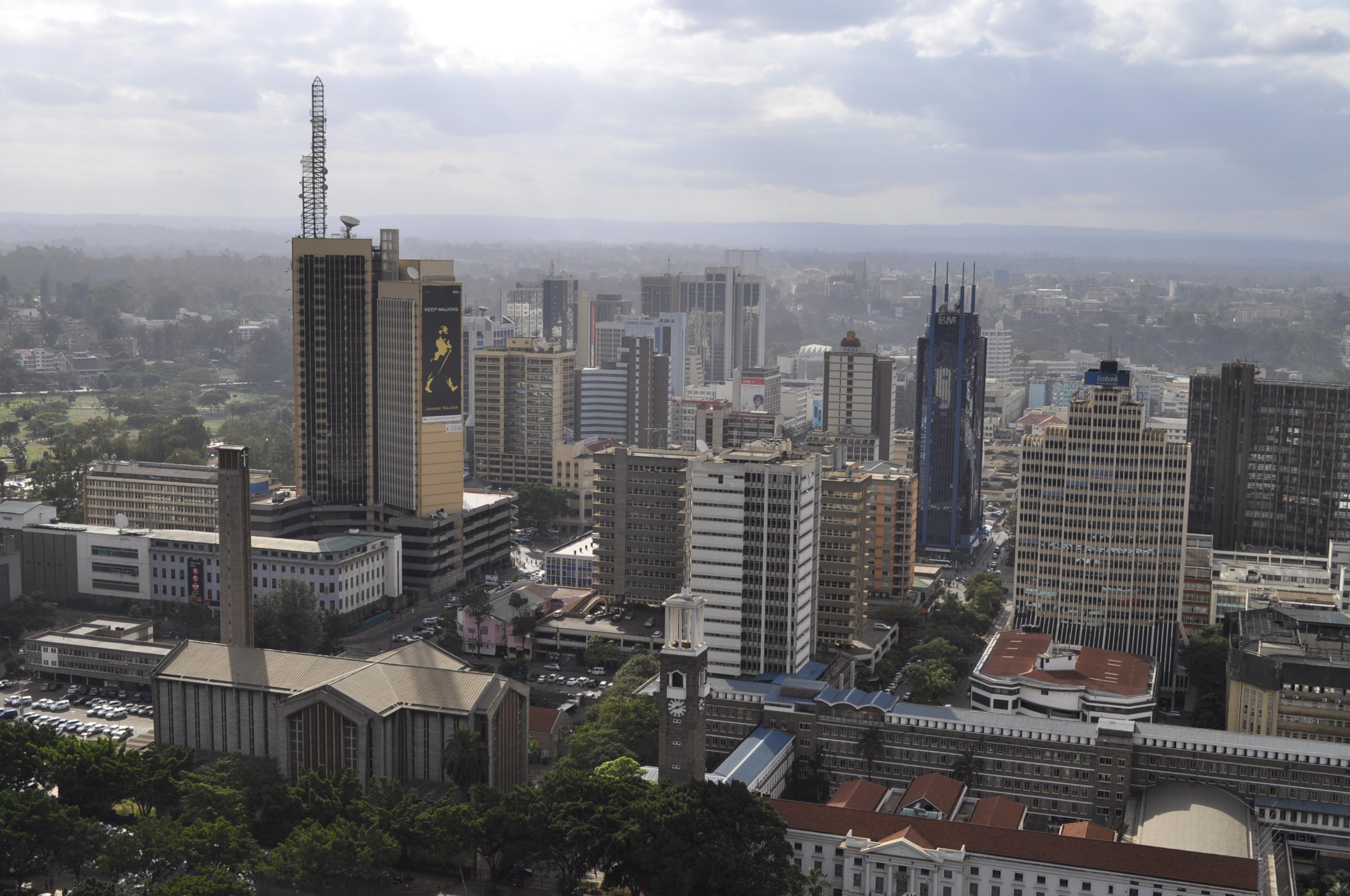 Airport View Hotel Nairobi
